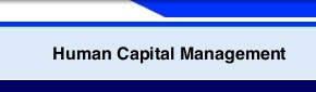 Human Capital Management Home Page